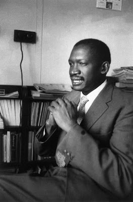 Robert Mangaliso Sobukwe, founder of the Pan African Congress (PAC) and first president 1959-1963.