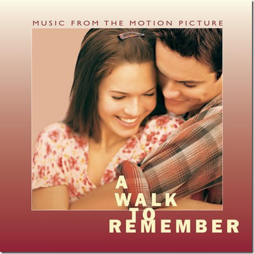 cover album a walk to remember