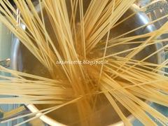 cdr spaghetti e acqua