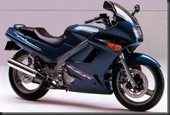 Kawasaki ZZR250 96