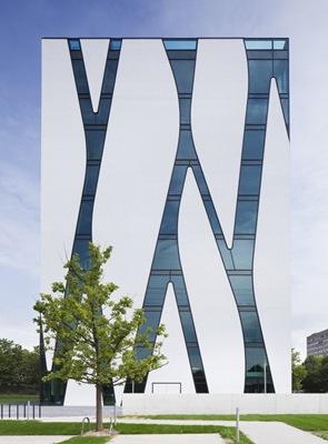 Biblioteca-Médica-OASE-en-Düsseldorf-Alemania