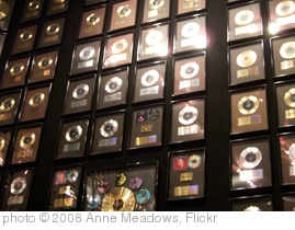 'Gold Records' photo (c) 2008, Anne Meadows - license: http://creativecommons.org/licenses/by/2.0/