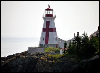 5 - Closeup of Lighthouse