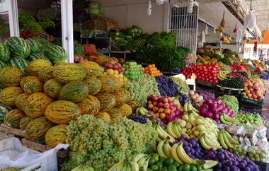 Bodrum Fruit Market