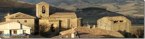 Artaiz y su iglesia