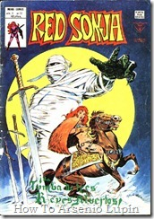 P00010 - Red Sonja vertice v1 #11