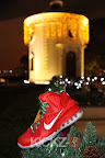 nike lebron 9 gr christmas 4 07 kickz Throwback Thursday: Look Back at LBJs 2011 Christmas Shoes