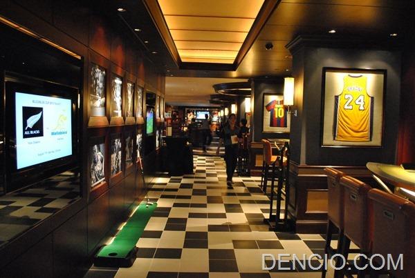 Snaps Sports Bar Sofitel Manila 12