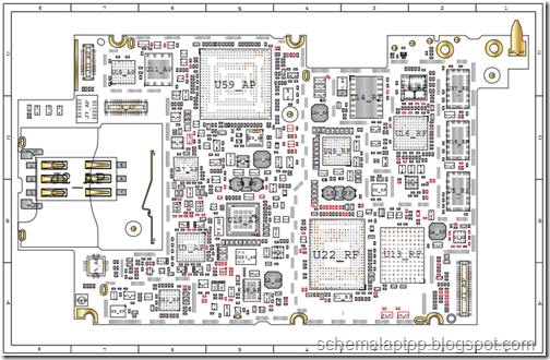 Apple iPhone 3G, A1241, A1324 Schematics Free Download ~ free ...