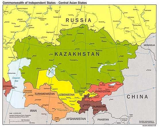 central_asia
