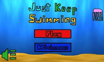 Screenshot of Just Keep Swimming