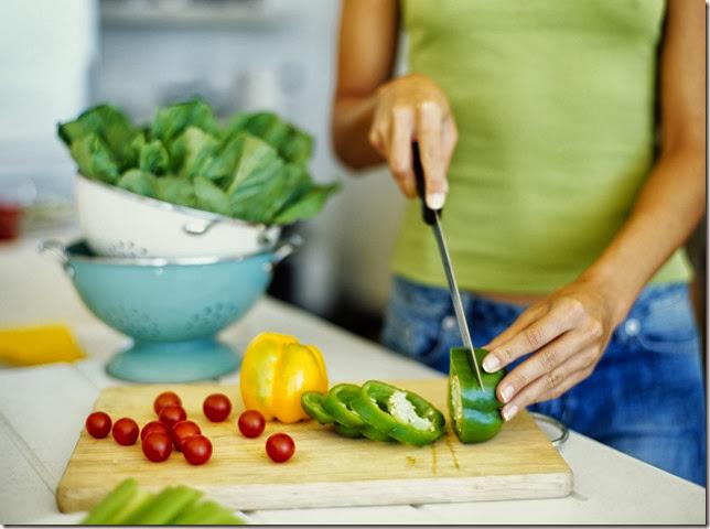 Otimização do Tempo para uma alimentação saudável.