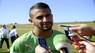 Mahrez : «On a fait un super match»