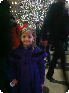 American Girl! and Rockefeller Tree!