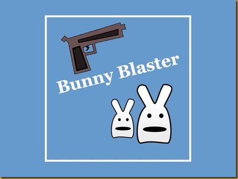 Bunny Blaster タイトル