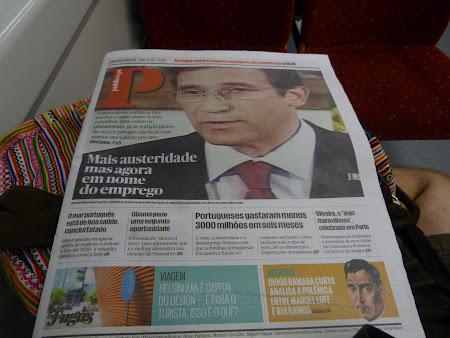 Portuguese newspaper Publico