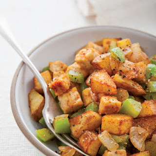 Spicy Tempeh Hash