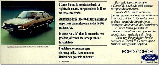 Ford Corcel II 1978