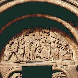80 - Portada del Perdon de San Isidoro de Leon