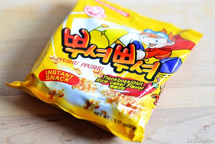 rice cake snack