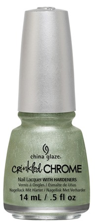 China Glaze Wrinkling the Sheets