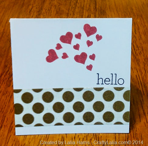 CraftyLalia.com -Lunch Box Notes for the husband