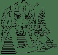 羽瀬川小鳩 & ぬいぐるみ (僕は友達が少ない)