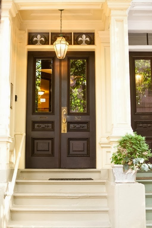 What does your front door say about you and your style for High end exterior doors