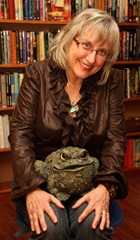 Julie Czerneda author photo credit Roger Czerneda Photography
