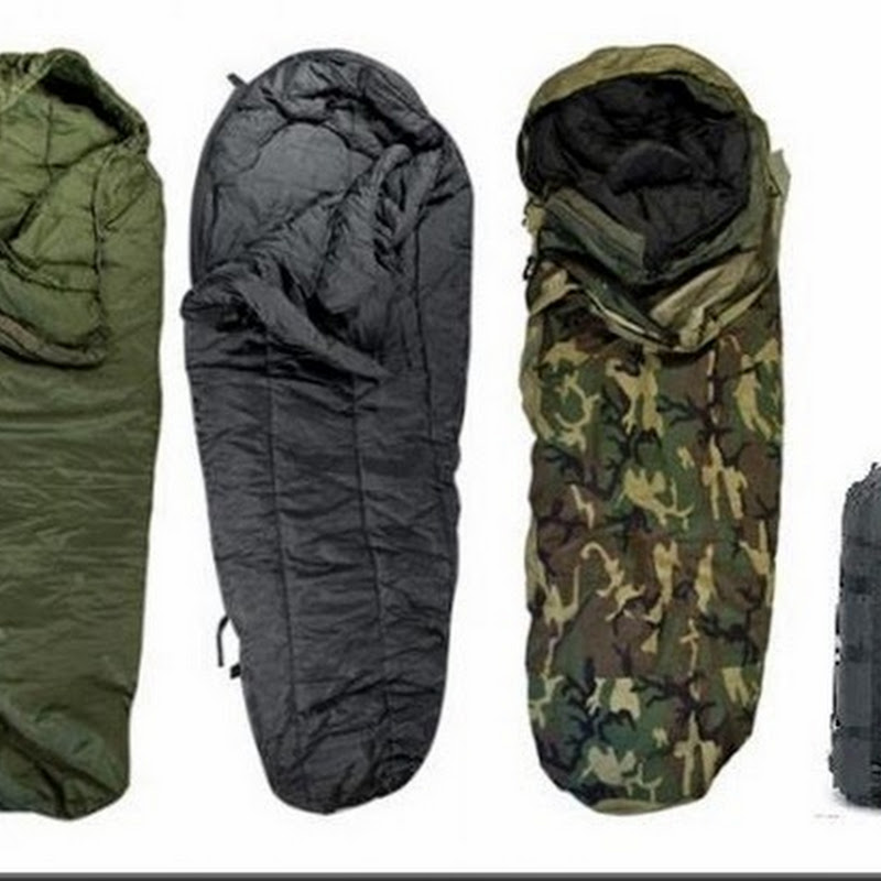Excellent USA Us Military 4 Piece Modular Sleeping Bag Sleep System W//gortex Bivy