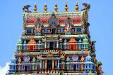 The Siri Siva Hindu Temple in Nadi - Port Denarau, Fiji