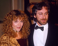 Steven Allan Spielberg Divorce From Amy Davis Irving
