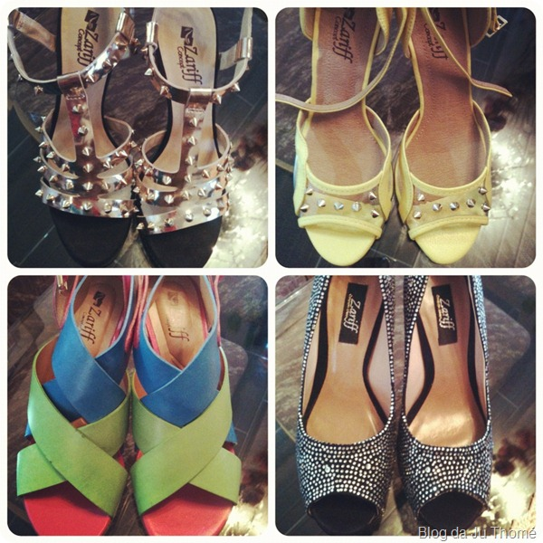 sapatos Zariff concept