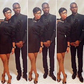 Tonto Dikeh and Dbanj