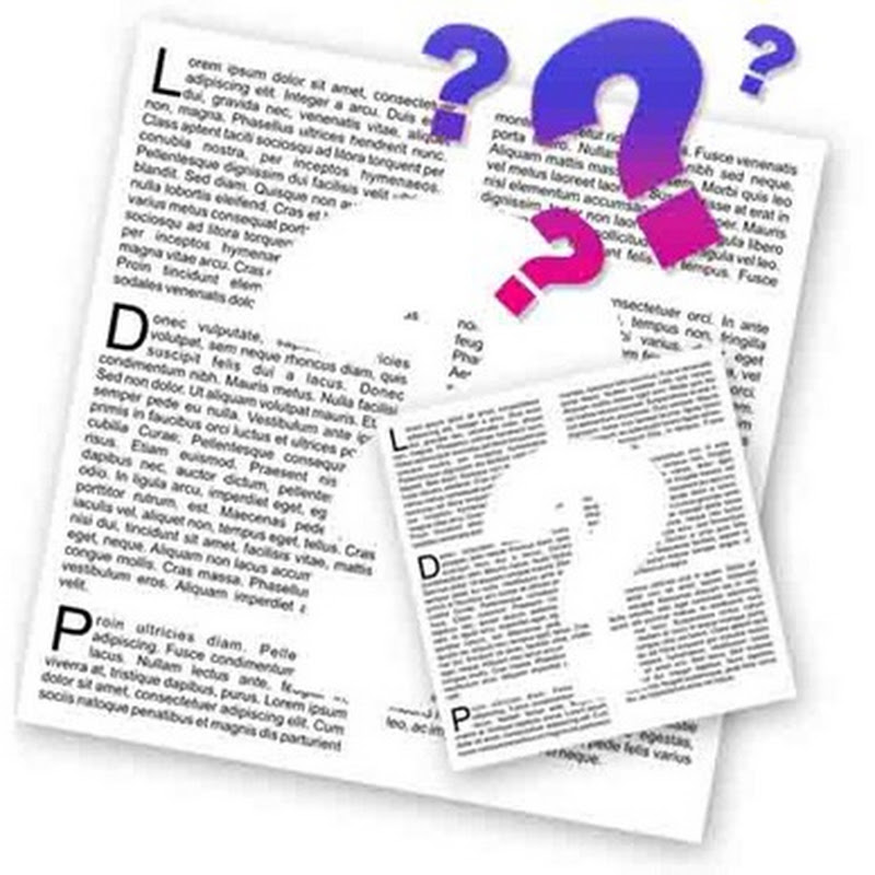 Memahami Pengertian Artikel Dan Paragraf