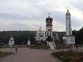 Маріїнський  духовний центр (с.Зарваниця)