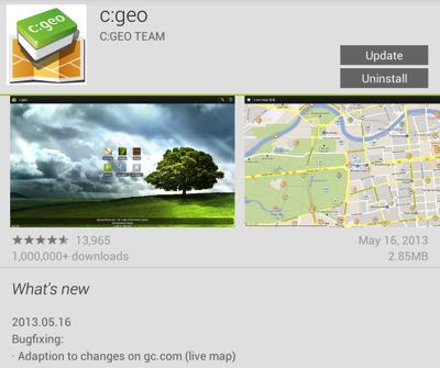 c:geo version 2013.05.16