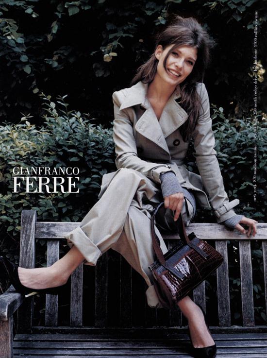 gianfranco ferre ad campaign 4