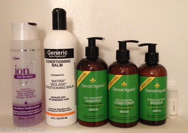 Shampoo in Current Rotation