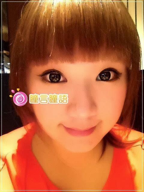 韓國GEO隱形眼鏡-Bella貝拉灰15