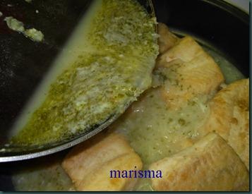 palometa en salsa, salsa sobre pescado (10) copia