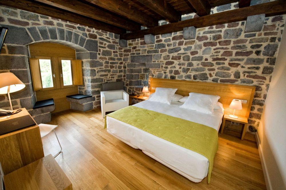 Habitación nº 4 (Hotel Torre de Uriz) - ojo de pez - por Jose Luis