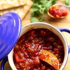 Tomato and Raisin Chutney