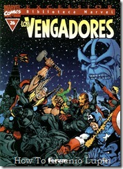 P00026 - Biblioteca Marvel - Avengers #26