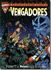 P00026 - Biblioteca Marvel - Avengers #26