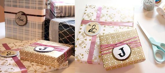 Caixas para presente: Embalagens personalizadas.