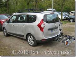 Dacia Lodgy in Belgie 01