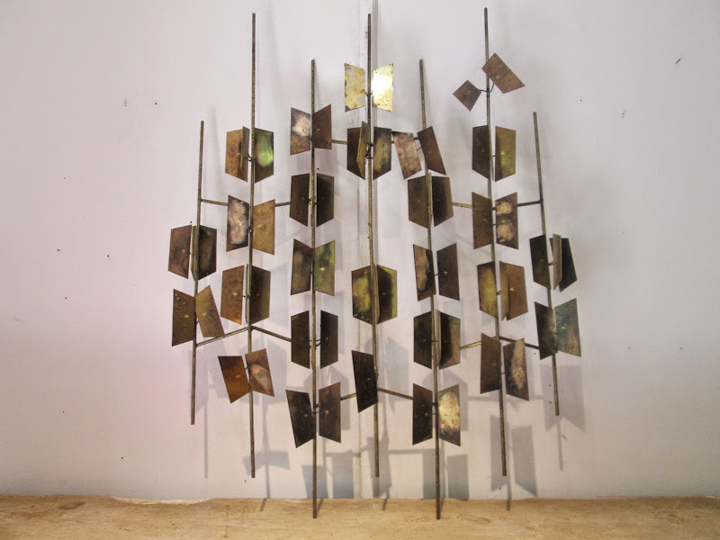 C. Jere Wall Sculpture
