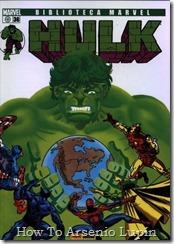 P00036 - Biblioteca Marvel - Hulk #36