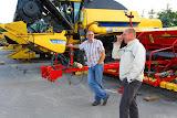 Naujoji žemės ūkio technika